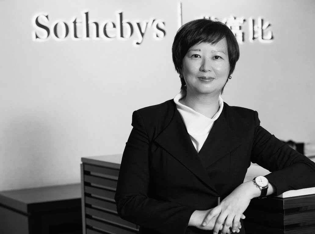Jessie Kang, Sotheby's