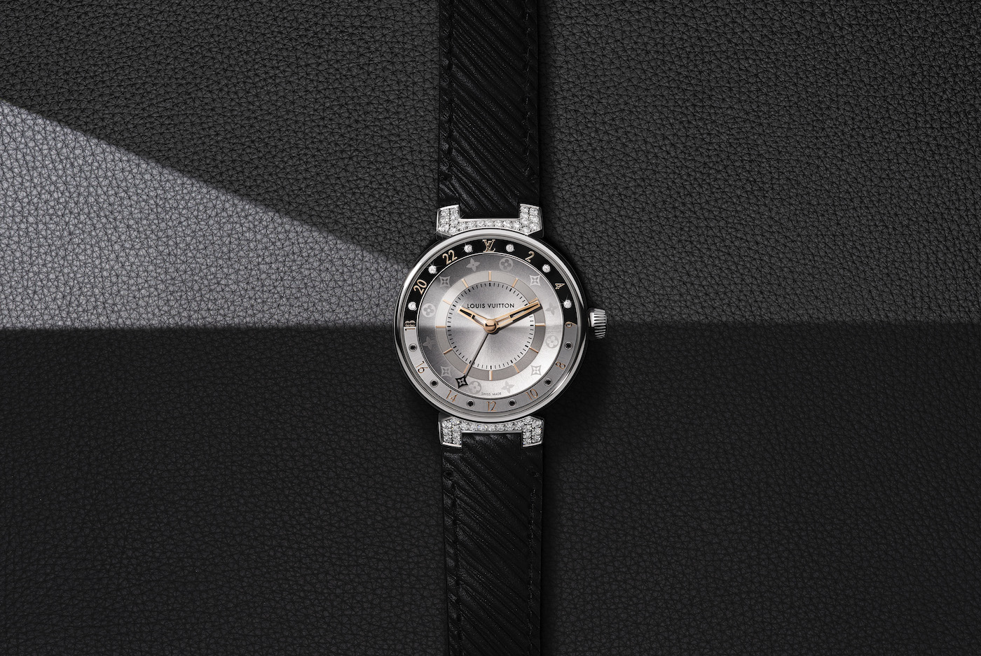 Tambour Moon Dual Time