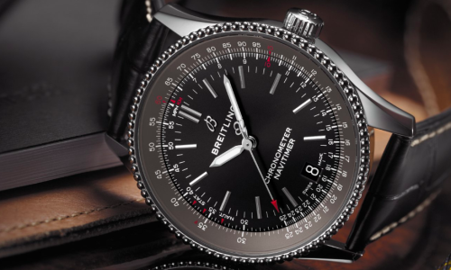 Breitling: ambition universelle