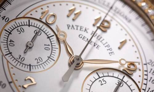 Patek Philippe Ladies Chronograph