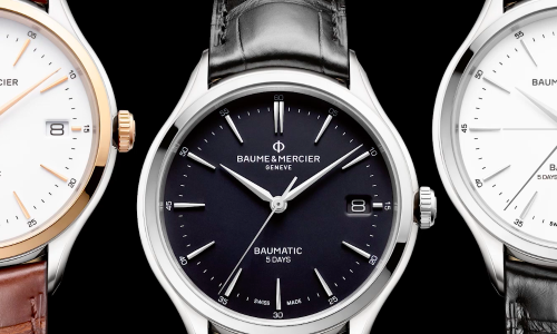 INTERVIEW AVEC ALAIN ZIMMERMANN, BAUME&MERCIER