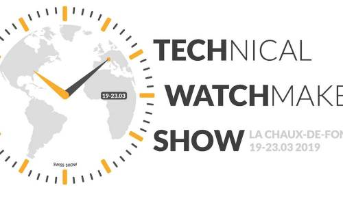 Le Technical Watchmaker Show affiche ses ambitions pour 2020