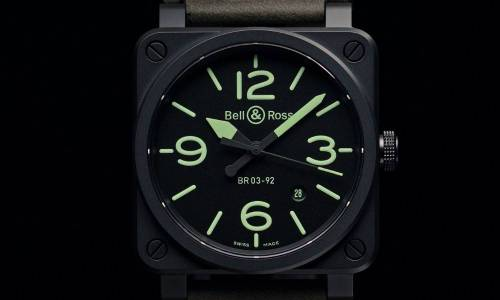 BELL&ROSS - BR03-92 NIGHTLUM