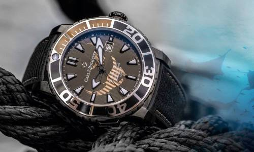 Carl F. Bucherer: Le temps de l'horlogerie durable
