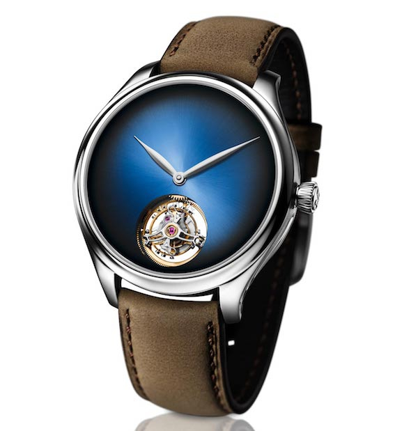 H. MOSER & CIE: L'ESSENCE DU TOURBILLON