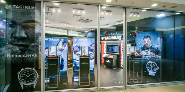 TAG Heuer Store, Abuja