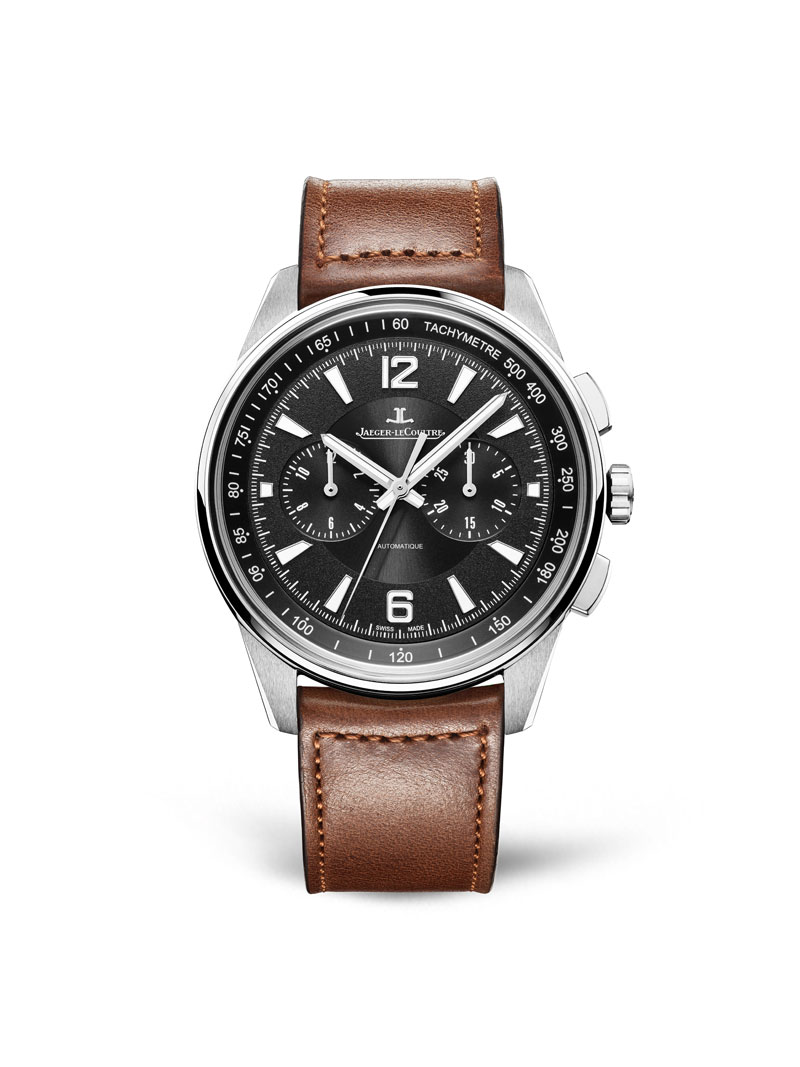 POLARIS CHRONOGRAPH STEEL