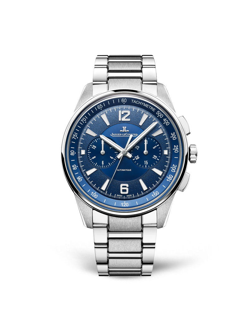 POLARIS CHRONOGRAPH BLUE