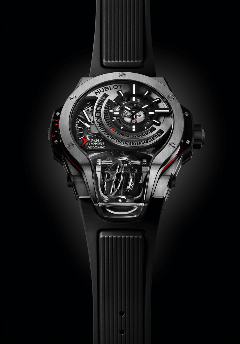 Hublot Tourbillon Bi-Axis