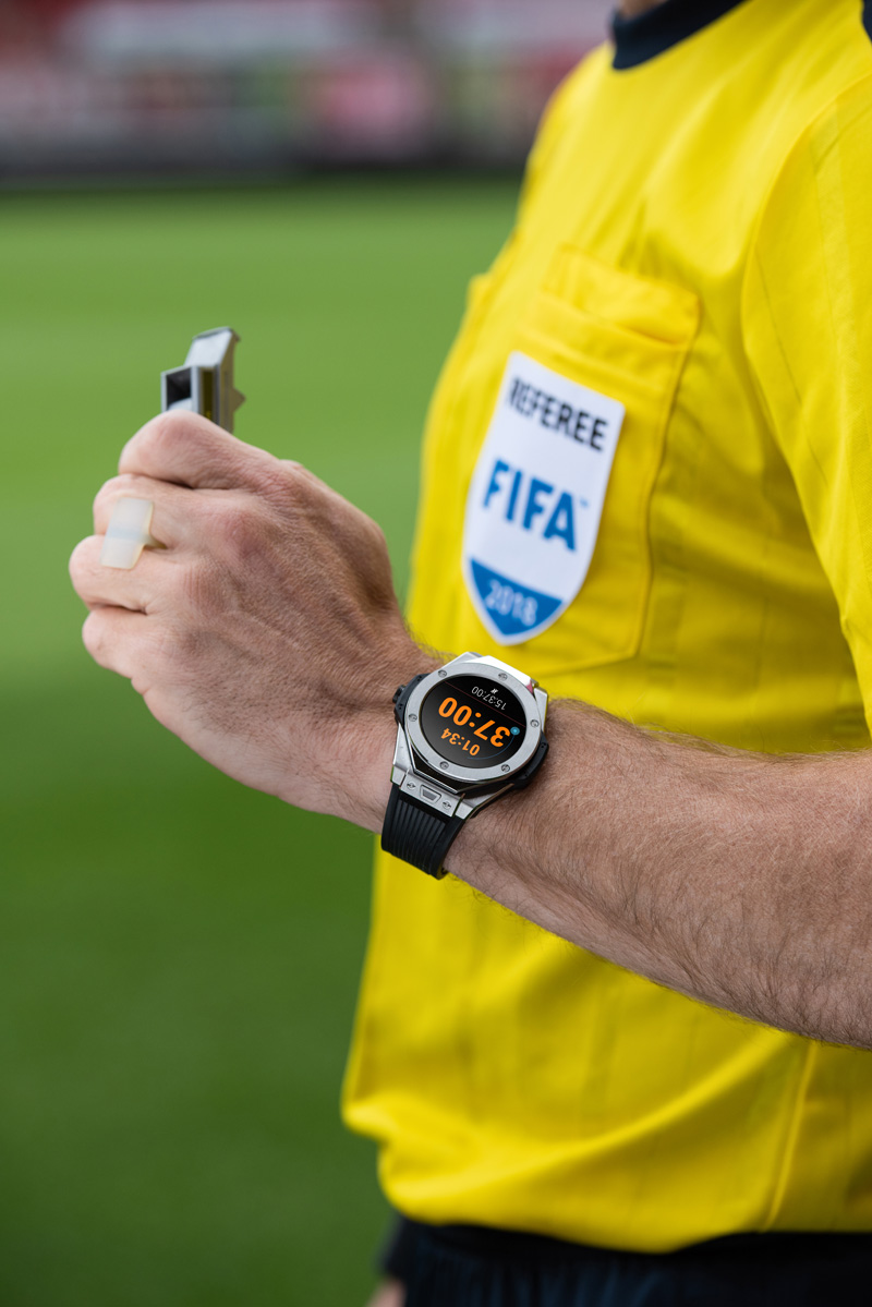 La Big Bang Referee FIFA World Cup Russia 2018