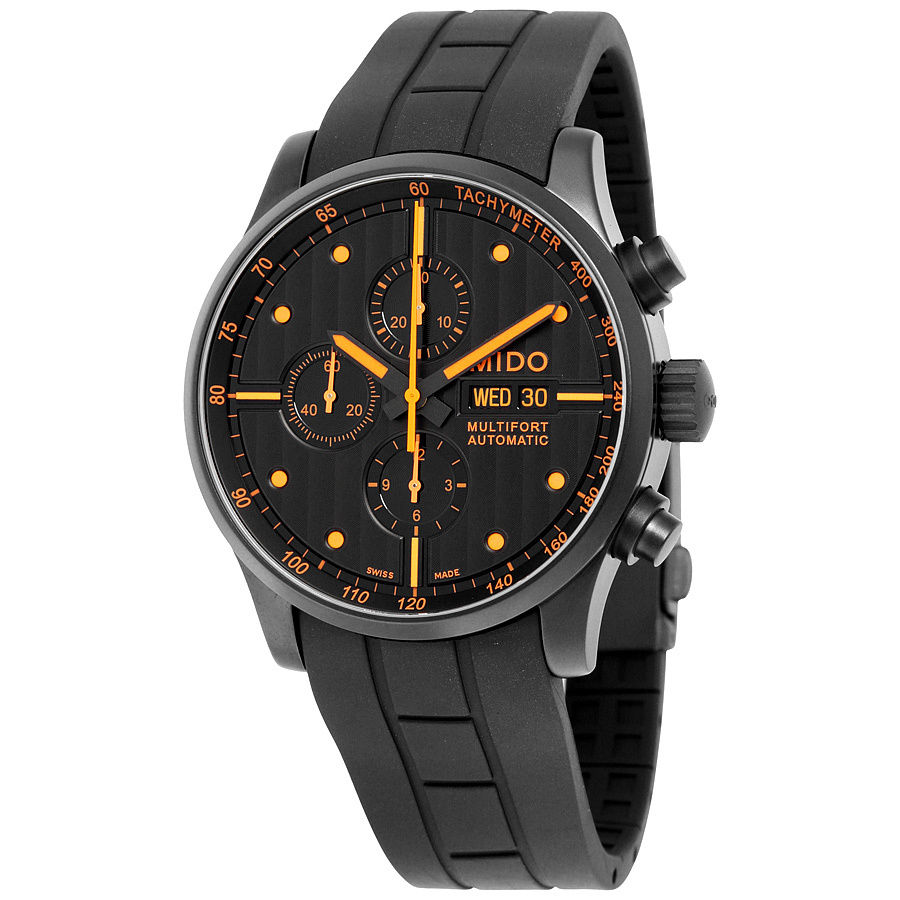 MIDO, MULTIFORT SPECIAL EDITION CHRONOGRAPHE